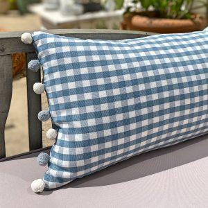 Studio Blackwell Pom Pom Cushions