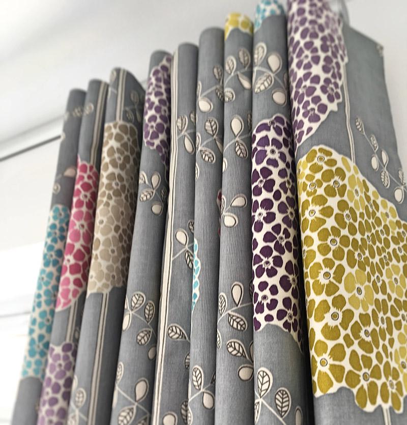 Studio Blackwell Wave curtains